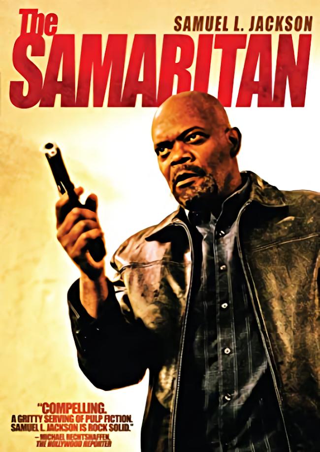 撒馬利亞人_The Samaritan_電影海報