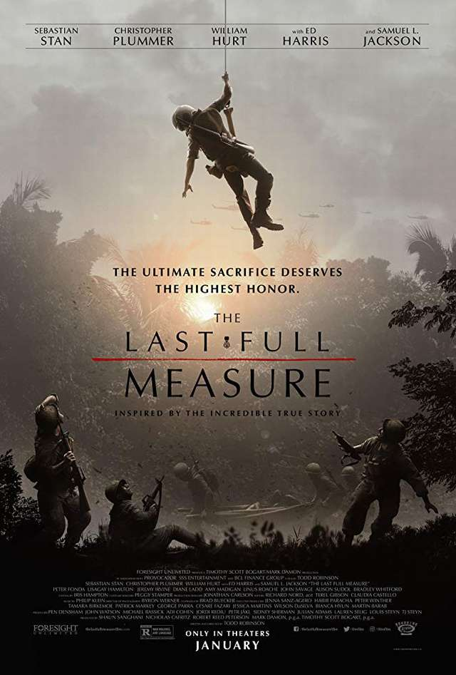 鋼鐵勳章_The Last Full Measure_電影海報