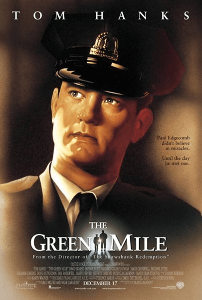 綠色奇蹟_The Green Mile_電影海報