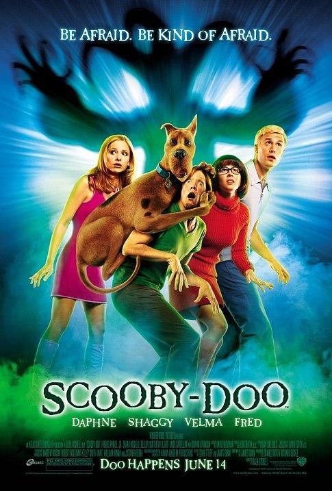 史酷比_Scooby-Doo_電影海報