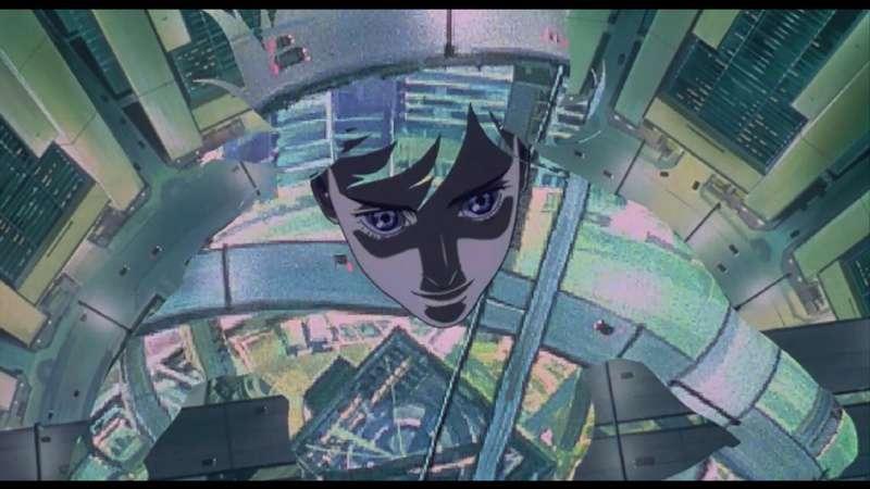 攻殼機動隊1995_GHOST IN THE SHELL_電影劇照