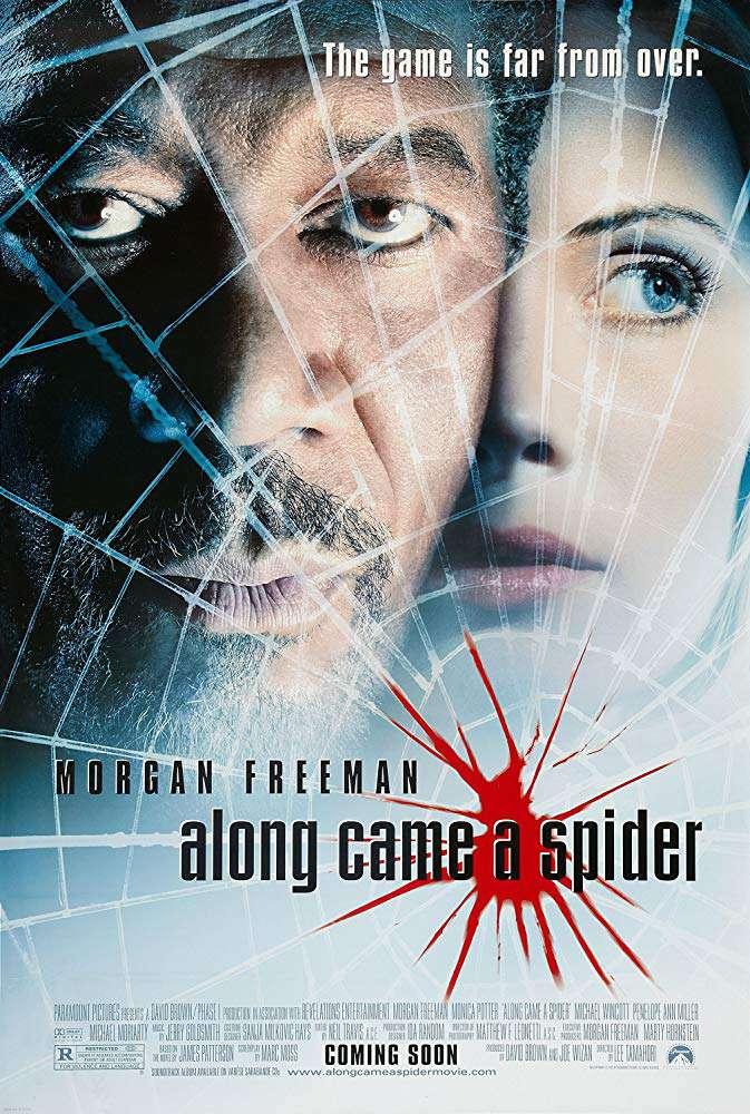 全面追緝令_Along Came a Spider_電影海報