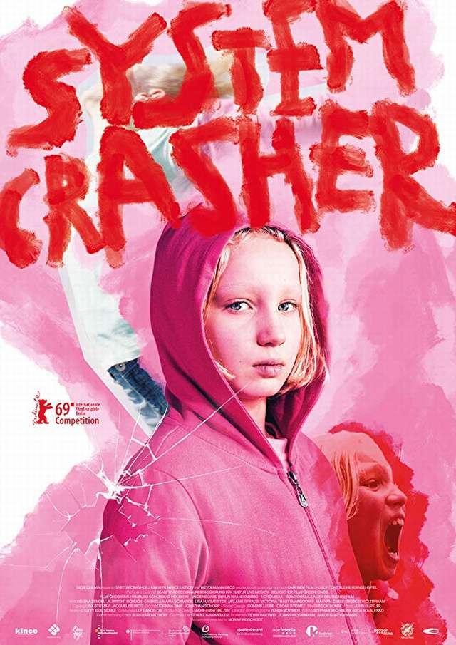 蘿莉破壞王_System Crasher_電影海報