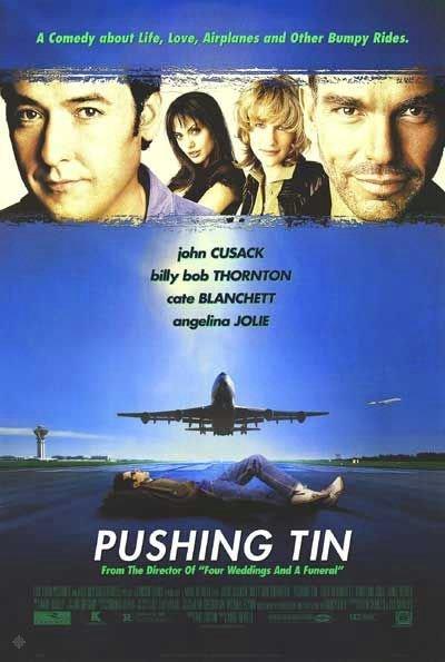 空中塞車_Pushing Tin_電影海報