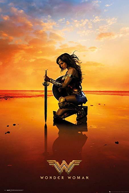神力女超人_Wonder Woman_電影海報