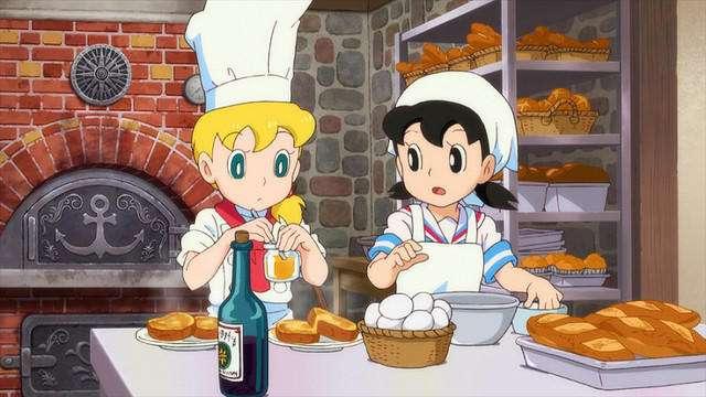 電影哆啦A夢:大雄的金銀島_Doraemon the Movie: Nobita's Treasure Island_電影劇照