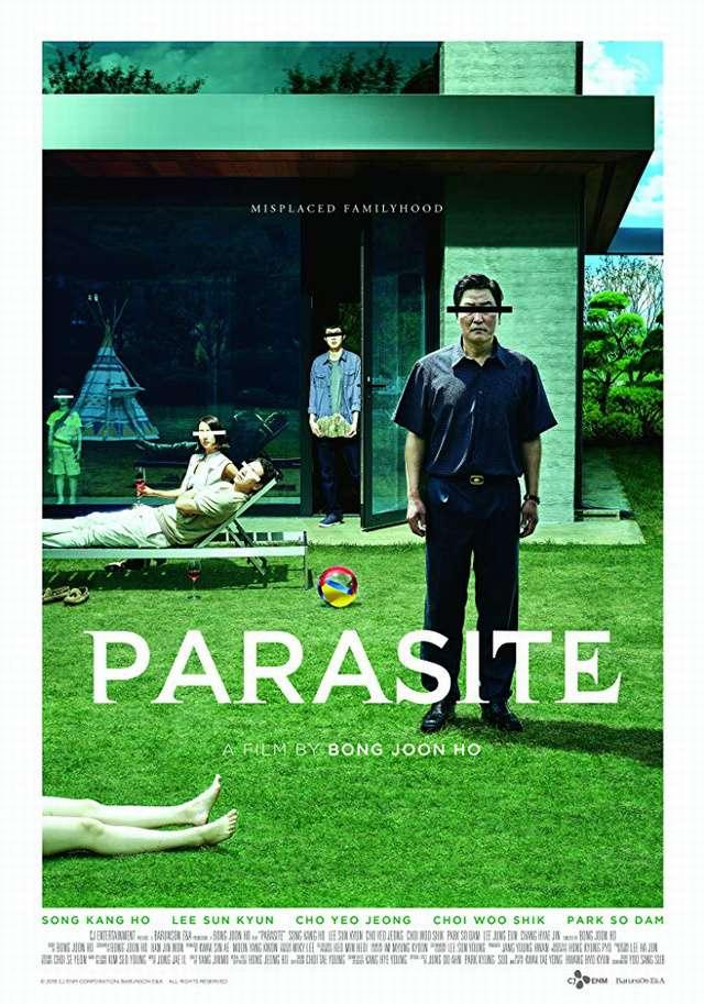 寄生上流_Parasite_電影海報