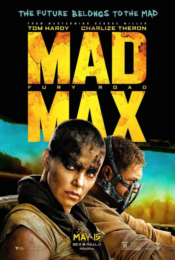 瘋狂麥斯:憤怒道_Mad Max: Fury Road_電影海報