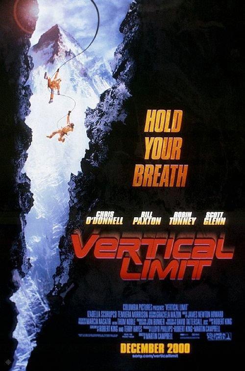 巔峰極限_Vertical Limit_電影海報
