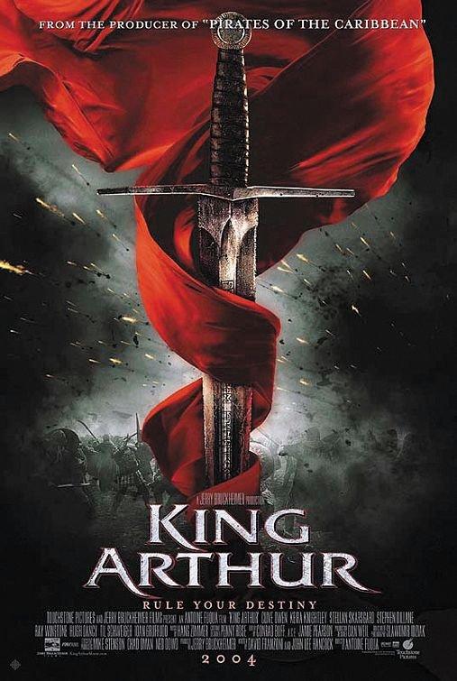 亞瑟王(2004)_King Arthur(2004)_電影海報