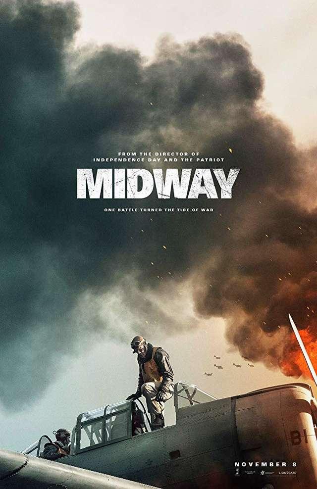 決戰中途島_Midway_電影海報