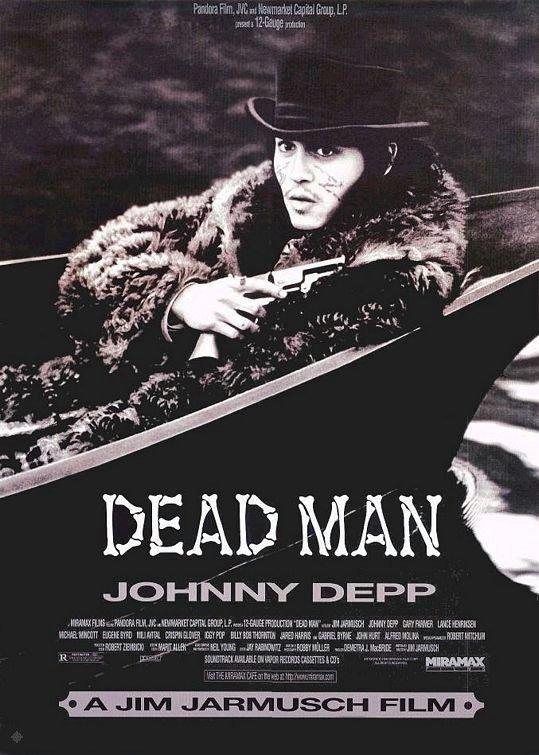 你看見死亡的顏色嗎?_Dead Man_電影海報