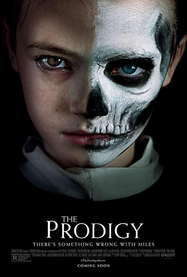 鬼裔_The Prodigy_電影海報