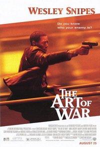 神鬼任務_The Art Of War_電影海報