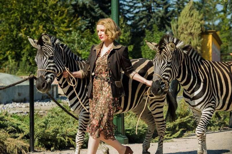 園長夫人:動物園的奇蹟_The Zookeeper's Wife_電影劇照