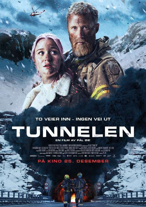 奪命隧道_The Tunnel_電影海報