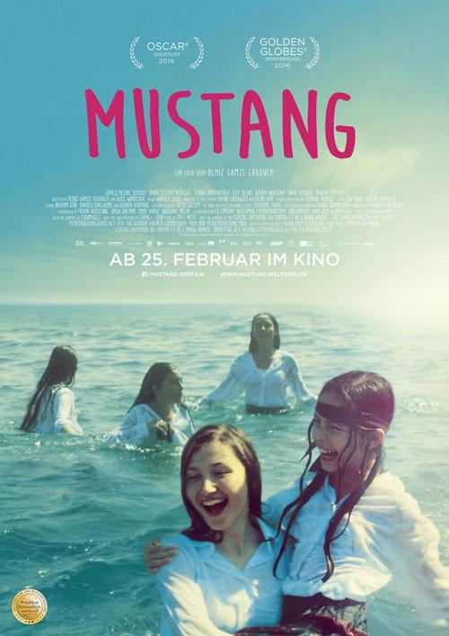 少女離家記_Mustang_電影海報