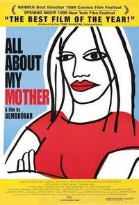 我的母親_Todo Sobre MiMadre_電影海報
