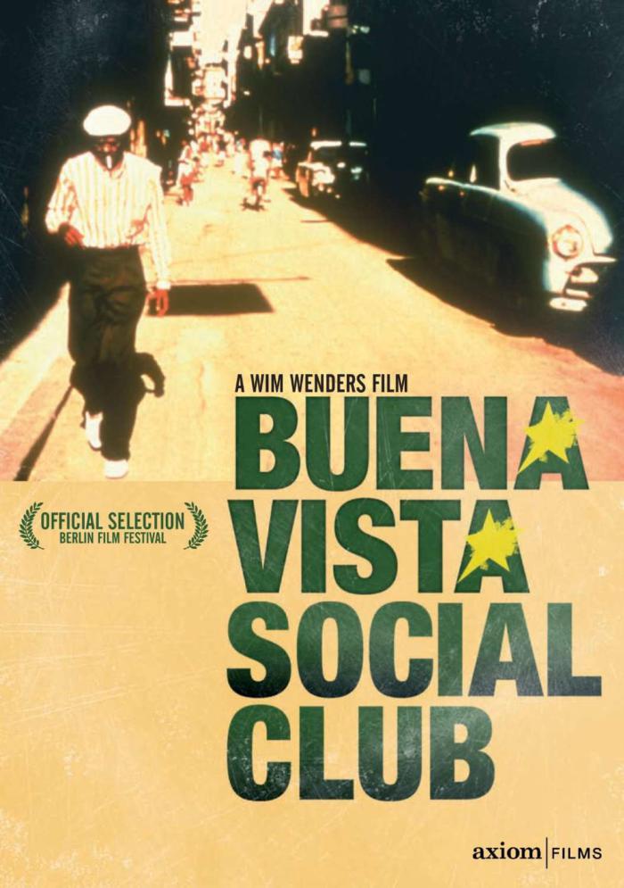 樂士浮生錄_Buena Vista Social Club_電影海報