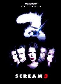 驚聲尖叫3:終結篇_Scream 3_電影海報