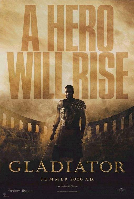 神鬼戰士_Gladiator (2000)_電影海報