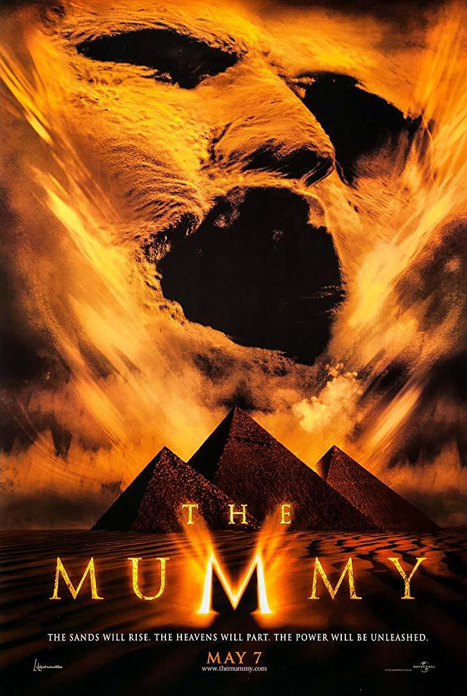 神鬼傳奇_The Mummy_電影海報