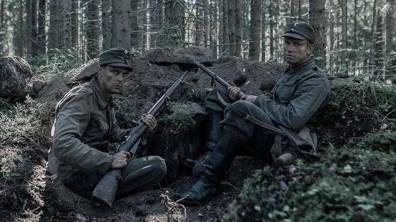 無名戰士_The Unknown Soldier_電影劇照
