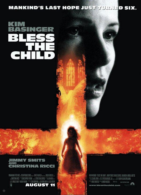 靈異總動員_Bless the child_電影海報