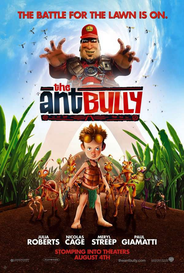 聯合縮小兵(2006)_The Ant Bully_電影海報