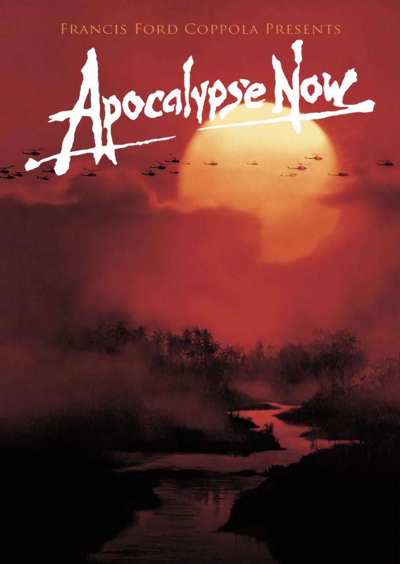 現代啟示錄:全新經典修復_Apocalypse Now_電影海報