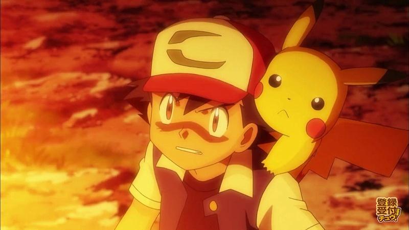 劇場版精靈寶可夢:就決定是你了!_Pokemon the Movie: I Choose You!_電影劇照