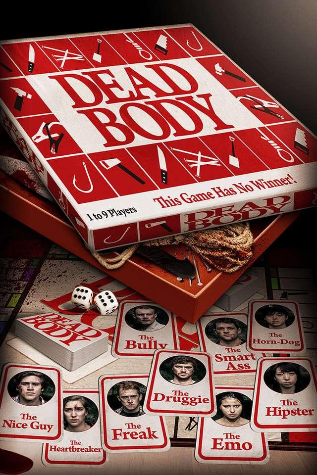 是誰在搞鬼_Dead Body_電影海報