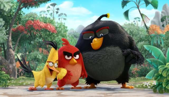 憤怒鳥玩電影_The Angry Birds Movie_電影劇照